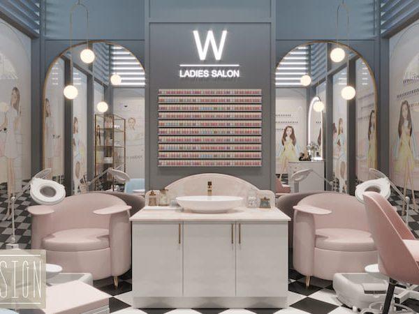 Экспресс-салон красоты в Дубай