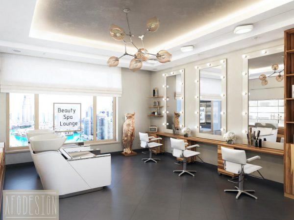 Beauty Spa Lounge - салон красоты