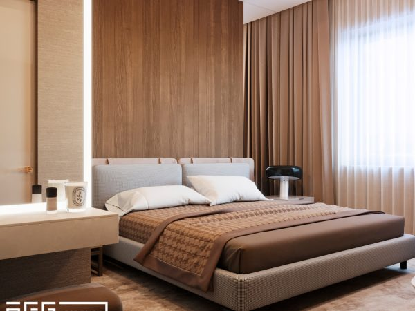 Дизайн интерьера квартиры в современном стиле ЖК Академия Люкс